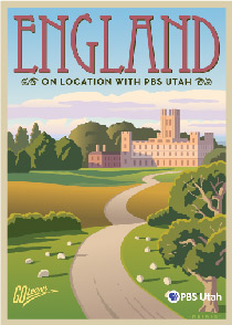 PBS Utah - On Location Go Learn poster